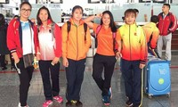 Vietnam wins bronze medal at Asian Wrestling Championships