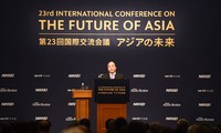 Prime Minister commitments at international conference praised