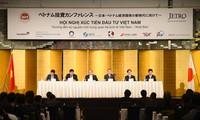 Vietnam, Japan sign investment agreements worth 22 billion USD