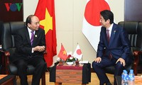 Vietnam and Japan are extensive strategic partners