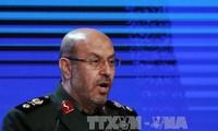Iran, Iraq boost military cooperation