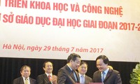 Vietnam to enhance science-technology investment in higher education facilities