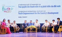 "2017 International Youth Day: ""Youth Empowerment for National Development"""