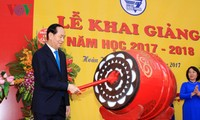 Vietnam welcomes new academic year