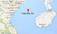 Vietnam, China discuss sea area beyond mouth of Tonkin Gulf