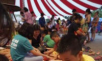 2017 Mid-Autumn Festival entertains children with folk games