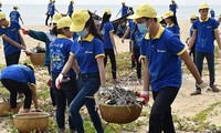 Vietnamese youth leads environmental protection, climate change response
