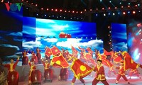 Ngoc Hoi-Dong Da victory celebrated in HCMC