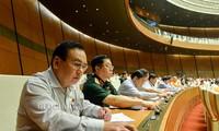 Legislators adopt revised National Defence Law