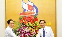 VFF President congratulates media agencies on Vietnam Revolutionary Press Day