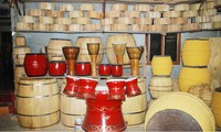 Doi Tam village and the art of drum making