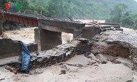 Flash floods ravage northern mountainous provinces