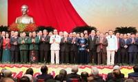 第12回共産党大会閉幕