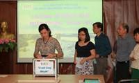 VOV5  洪水被災地への支援基金募金のよびかけ