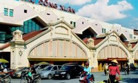 ドンスアン市場・ハノイの見所の一つ