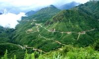 ベトナム最長の峠 オークイホー