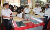 ラムドン省で、「ホアンサ、チュオンサ・歴史的法的証拠」展示会