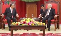 大島議長、ベトナム公式訪問を終える