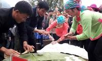 ライチャウ省の文化祭り