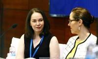 APECの科学技術や人材開発小委員会の会合が始る