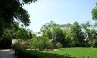 ホーチミン主席の故郷キムリェン村