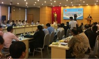 国外駐在ベトナム代表事務所の所長と会見