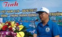 クアンニン省、ベトナムの海と島の週間に応援
