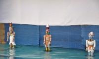 ベトナムの水上人形劇を自分の国に紹介したエジプト人女性