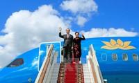 ベトナムのオープンな外交政策