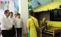 ビン副首相、クアンガイ省を訪れる