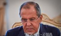 ロシア外相、「アメリカによる対イラン制裁は無責任な行動」