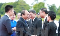 フック首相、タイ公式訪問を終える
