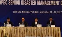 APECの第11回災害管理担当僚会議が始る