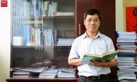 「永守賞」を初受賞したタ・カオ・ミン博士