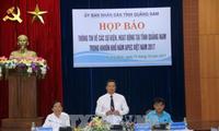 クアンナム省、APEC2017の準備に全力を尽くす