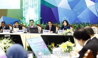 APEC財務次官・中央銀行副総裁会合が始まる