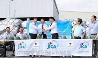 日本政府、ベトナムの災害克服を支援