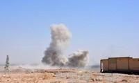車爆弾で20人死亡 ISが避難民を狙ったか シリア