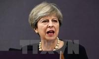 メイ英首相、EUへの拠出金支払い義務果たすと再表明