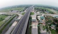 国会で、南北縦断道路にある高速道路の建設案を可決