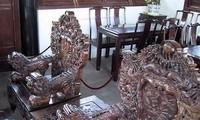 龙木雕之乡----芙溪村
