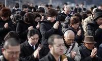 有关各方举行日本地震和海啸一周年纪念活动