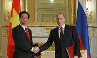 越南-俄罗斯对两国军事技术合作情况进行评估