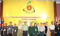 东盟防长扩大会人道主义援助与救灾专家工作组第二次会议在河内举行