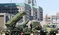 日本部署拦截朝鲜导弹