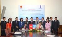 越南外交部与联合国开发计划署合作项目启动仪式举行