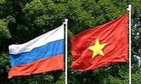 俄罗斯媒体赞颂越俄关系