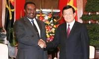 安哥拉国民议会希望与越南国会加强合作