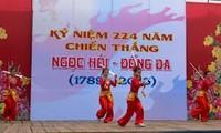 玉回-栋多大捷224周年纪念活动在全国各地举行