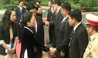 越缅力争2015年双边贸易额达到5亿美元